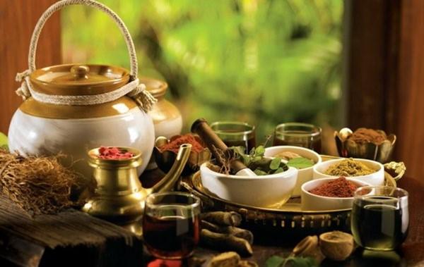 Thảo dược có nguồn gốc thiên nhiên dùng trong y học cổ truyền
